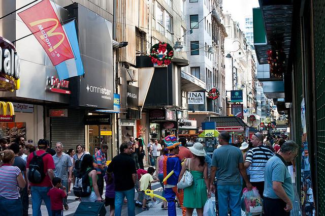 Calle Florida (Foto: dandeluca)