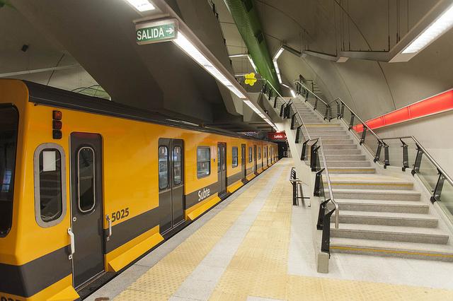 Metrô de Buenos Aires (Foto: Gobierno)