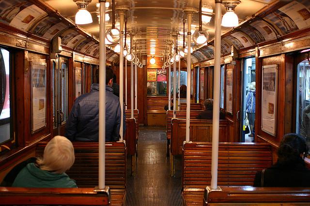 Metrô de Buenos Aires (Foto: Thomas Locke Hobbs)