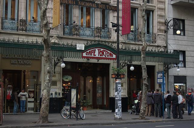 Café Tortoni (Foto: blmurch)