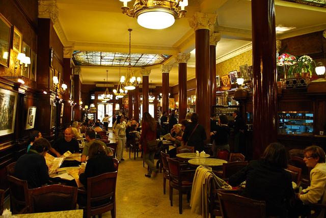 Café Tortoni (Foto: eduardomineo)