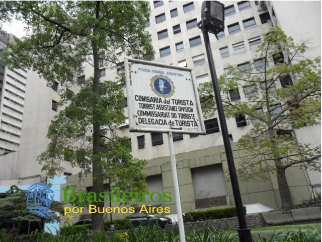 Delegacia do Turista, segurança em Buenos Aires