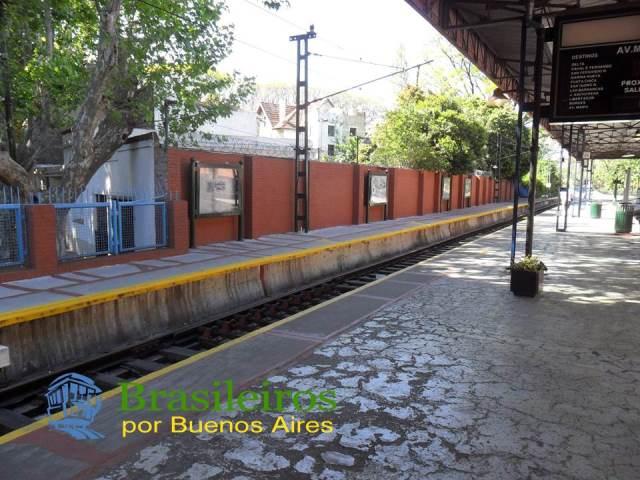 Estação Maipú, Tren de la Costa