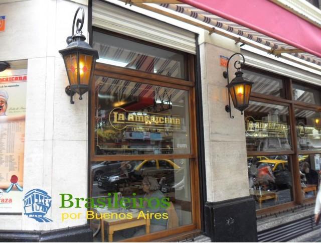 La Americana, Buenos Aires
