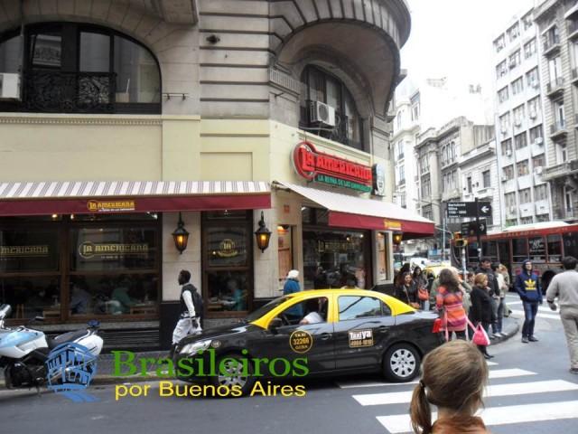 La Americana, a rainha das empanadas, Buenos Aires