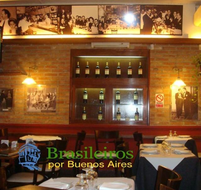 Pizzaria Los Inmortales, Buenos Aires