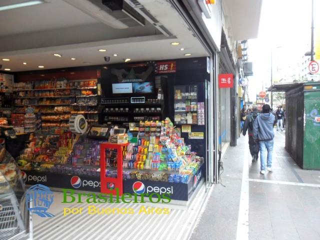Quiosques, características e costumes de Buenos Aires