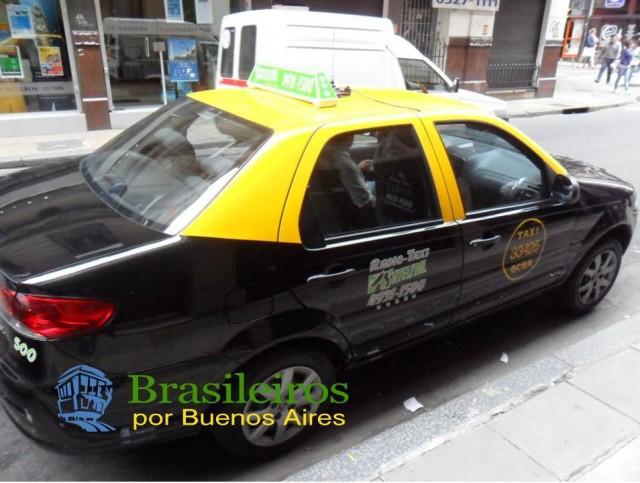Táxis portenhos