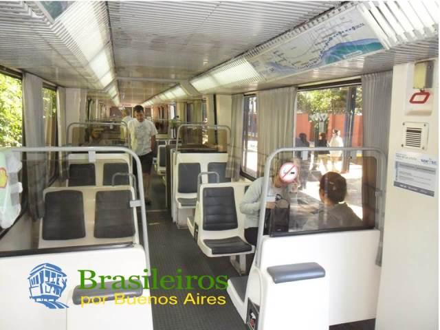 Tren de la Costa, passeio turístico em Buenos Aires