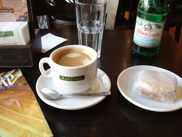 Cafezinho de Buenos Aires (Foto: flavouz)