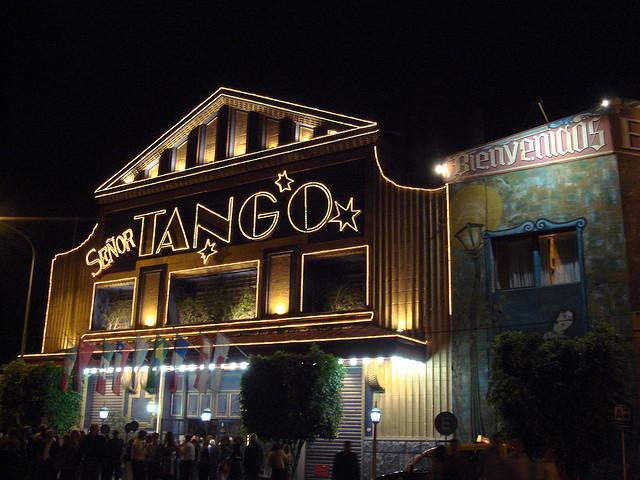 Señor Tango, 5 lugares para assistir shows de Tango. (Foto:annacarol)