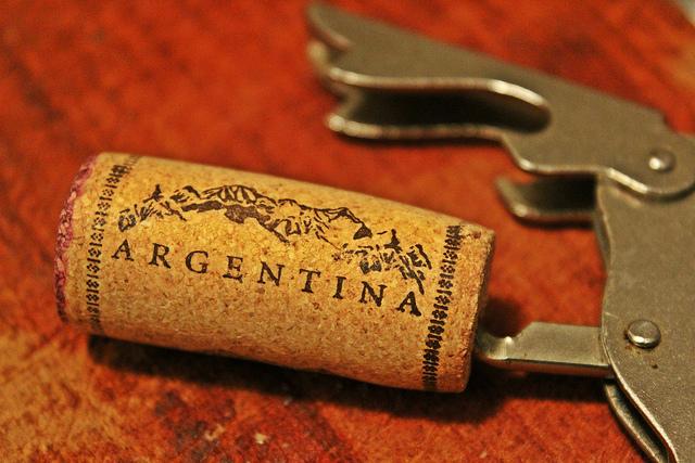 Vinho argentino (Foto: Jesus Dehesa)