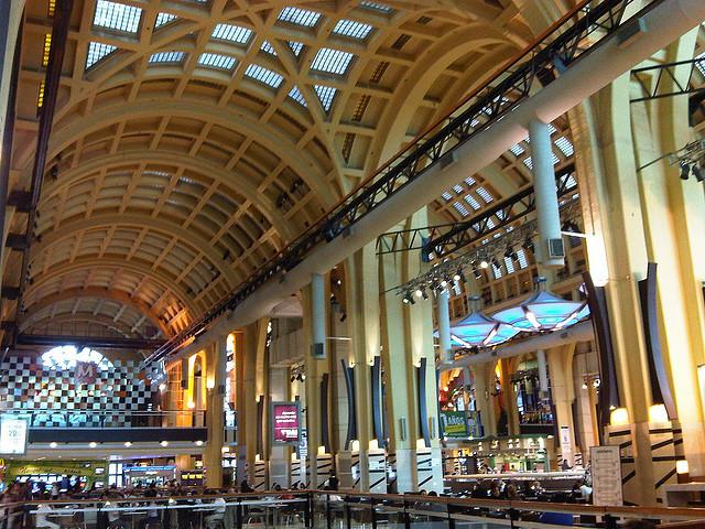 Shopping del Abasto (Foto: Payton Chung)