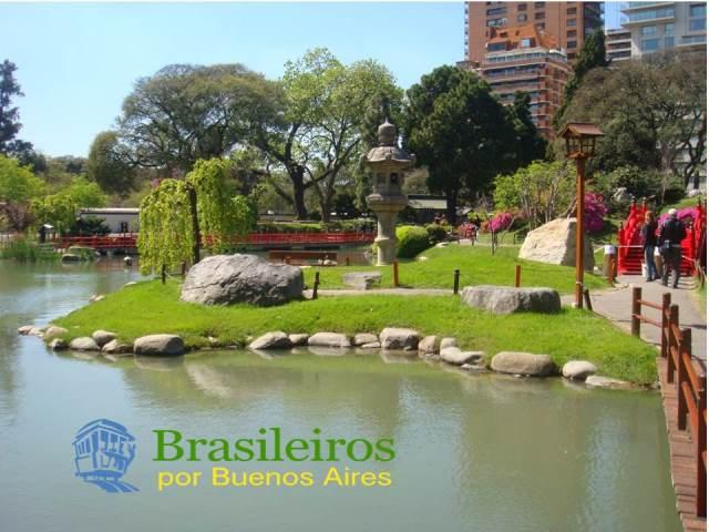 Jardim Japonês, Buenos Aires 3