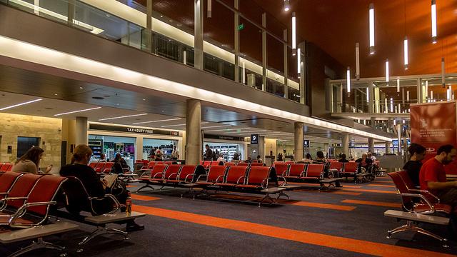 Aeroporto de Ezeiza (Foto: Barcex)