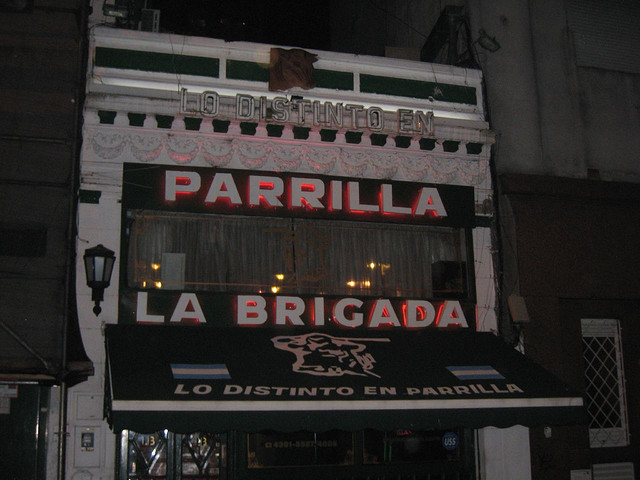 La Brigada, melhores churrascarias de Buenos Aires (Foto: Tran's World Productions)