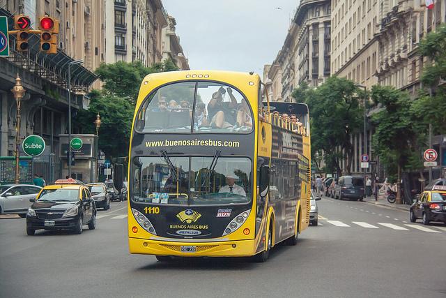 Buenos Aires Bus (Foto: Juanedc)