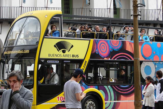 Buenos Aires Bus (Foto: miroab)