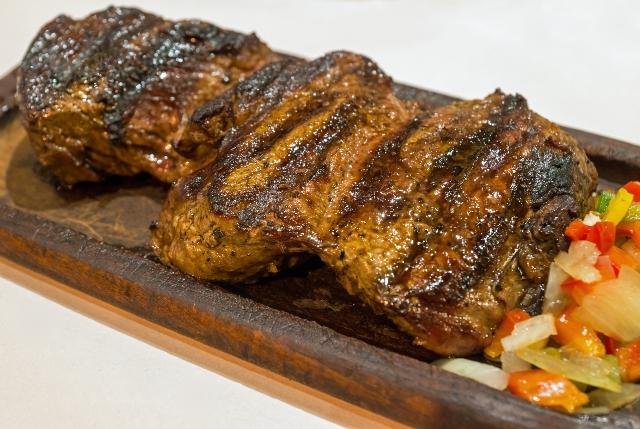 Churrasco, comidas típicas argentinas