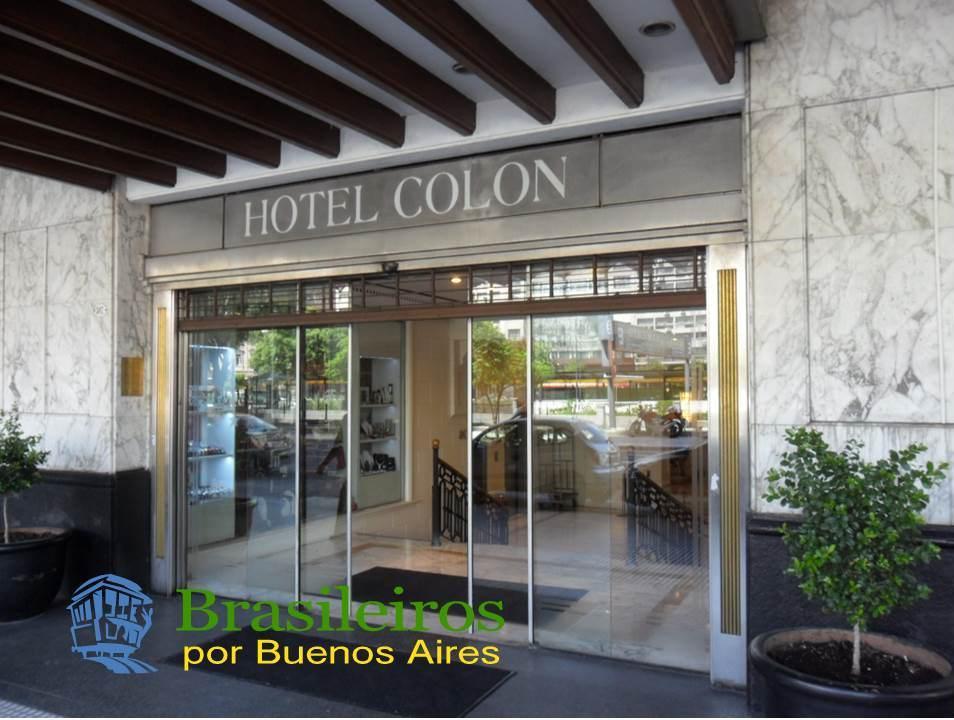 Hotel Colón, dicas de hotéis em Buenos Aires