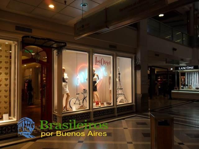 Shopping Paseo Alcorta, Las Oreiro