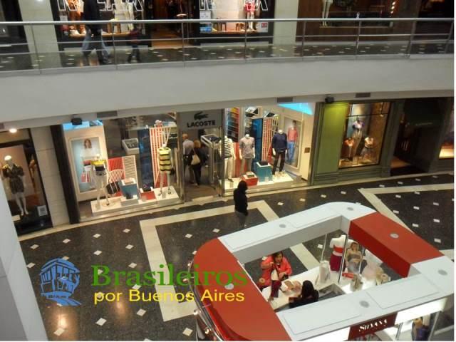 Shopping Paseo Alcorta