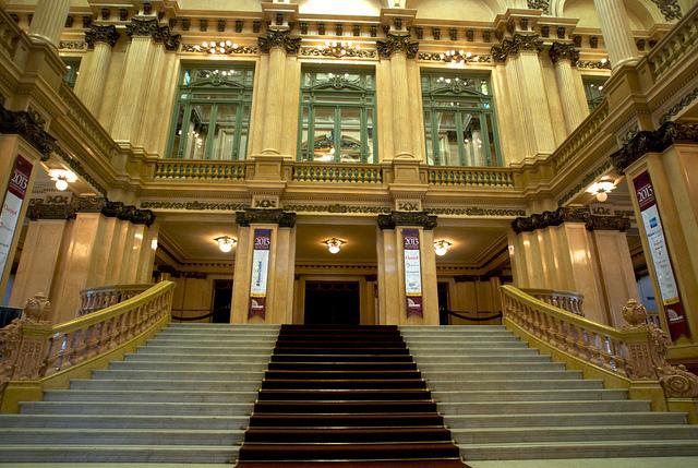 Teatro Colón, lugares imperdíveis em Buenos Aires (Foto: blmurch)