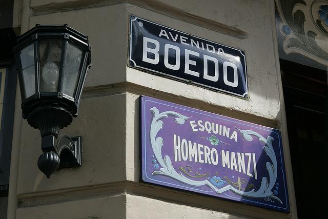 Bairro de Boedo (Foto: Gobierno)
