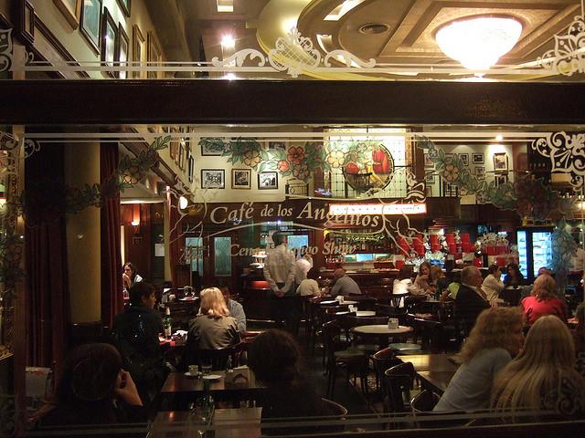 Café de los Angelitos, shows de tango em buenos aires (Foto: JohnSeb)