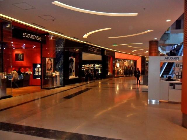 Dot Baires Shopping, Buenos Aires (Foto: Patricio Espigares)