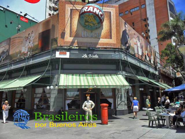 Café La Biela, Recoleta