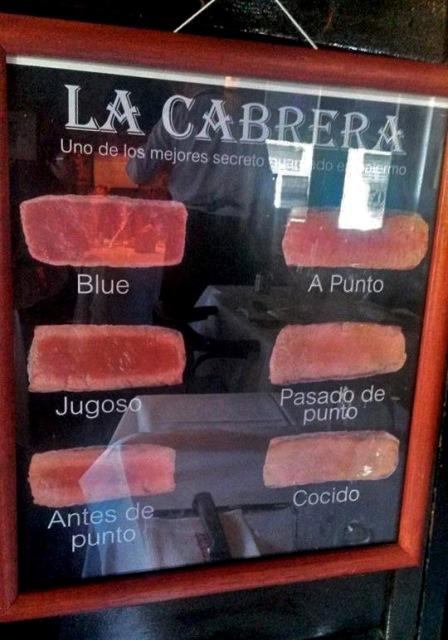 Churrascaria La Cabrera
