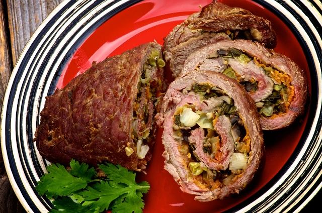 Matambre, comidas e sobremesas típicas da Argentina