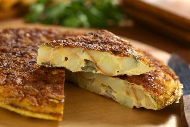 Tortilla de Papas, comidas e sobremesas típicas da Argentina