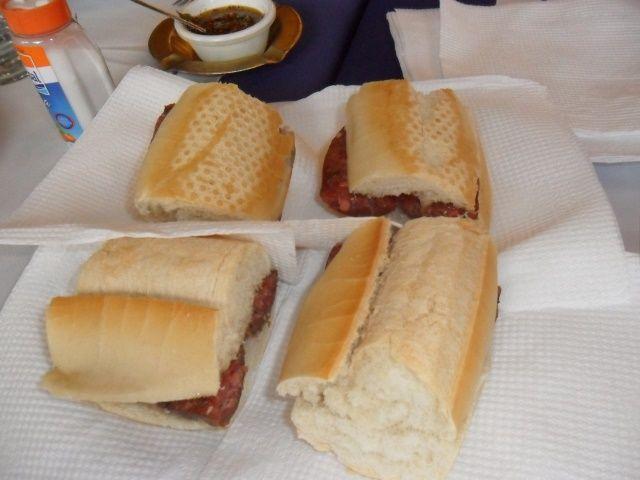 Tour gastronômico por Buenos Aires, Choripan, Nonno Bachicha