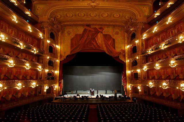Visita guiada ao Teatro Colón (Foto: blmurch)