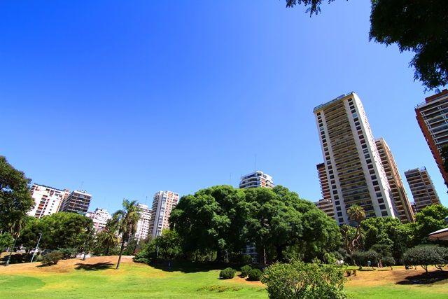 Lugares para morar em Buenos Aires, Belgrano