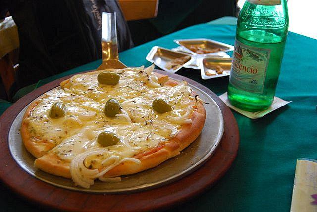 Pizza, comidas típicas argentinas (Foto: papajuan74)