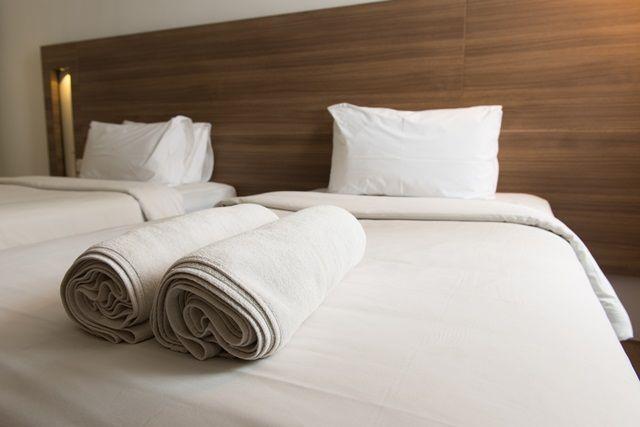 Hotéis no micro centro portenho, quarto