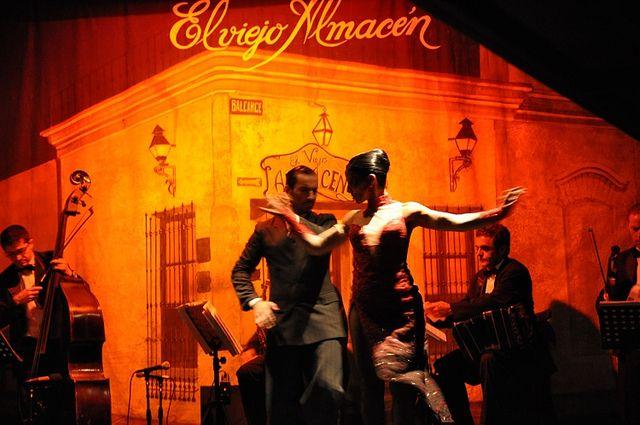 Show de Tango em Buenos Aires (Foto: v1ctor)