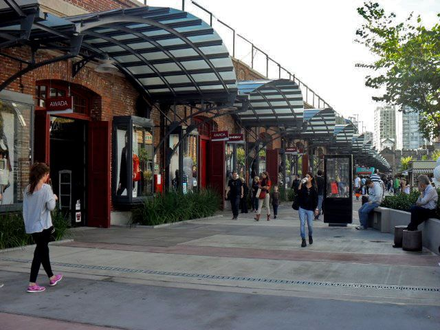 Distrito Arcos, Palermo