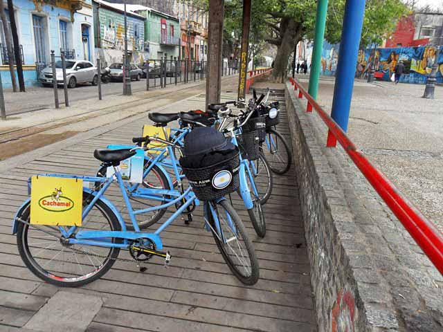 Biking Buenos Aires, La Boca