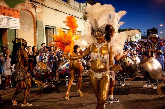 Carnaval de Montevidéu (Foto: jikatu)