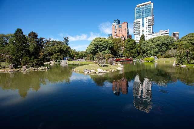 O que fazer em Buenos Aires, Jardim Japonês
