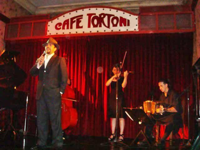 O que fazer em Buenos Aires, bares, Cafe Tortoni