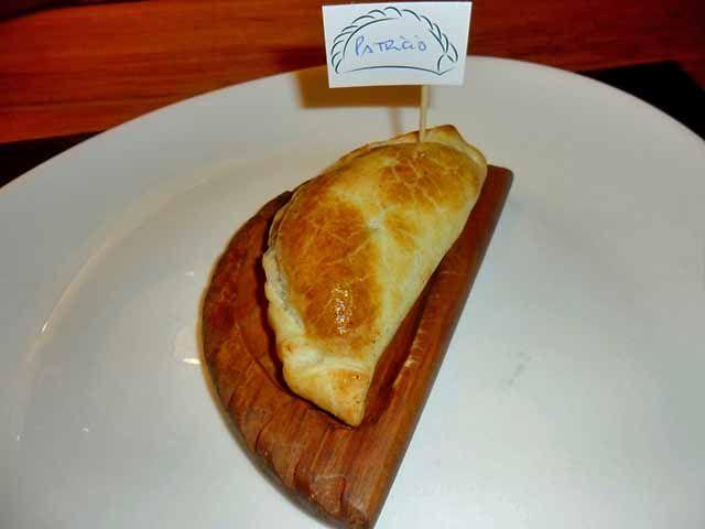 The Argentine Experience, empanada