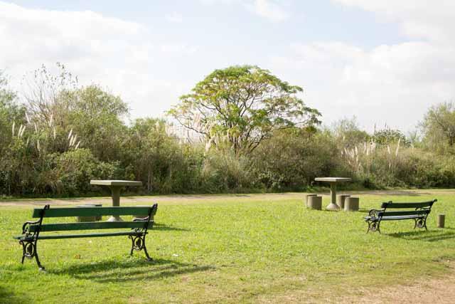O verão em Buenos Aires, parques