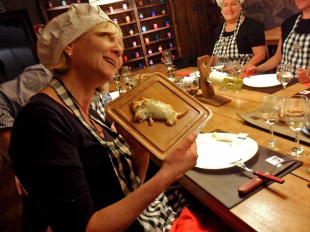 Restaurantes em Buenos Aires, The Argentine Experience