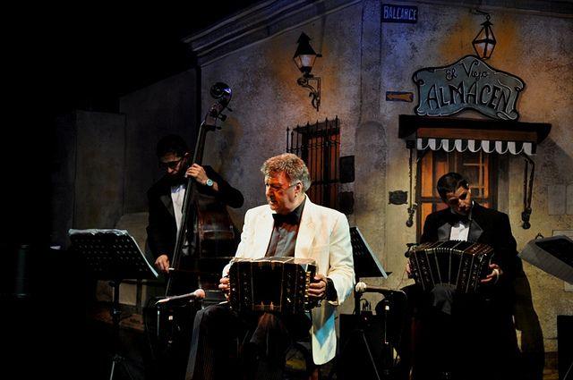 Shows de Tango em Buenos Aires, El Viejo Almacén, v1ctor