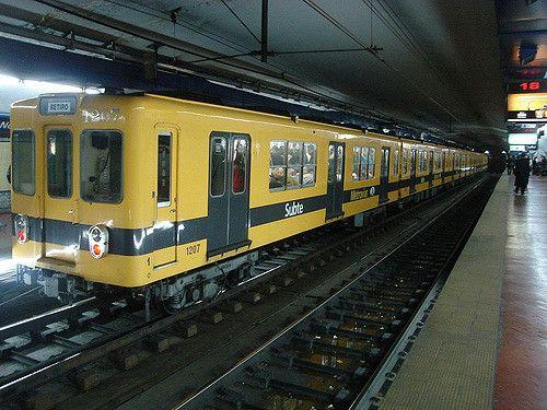 Quanto gastar em Buenos Aires em 2016, metrô (Foto: galio)